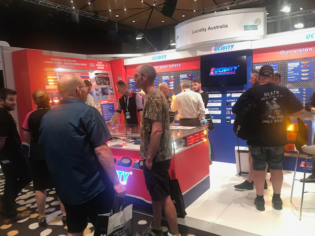 Lucidity at the Brisbane Truck Show 2019 - Lucidity Australia